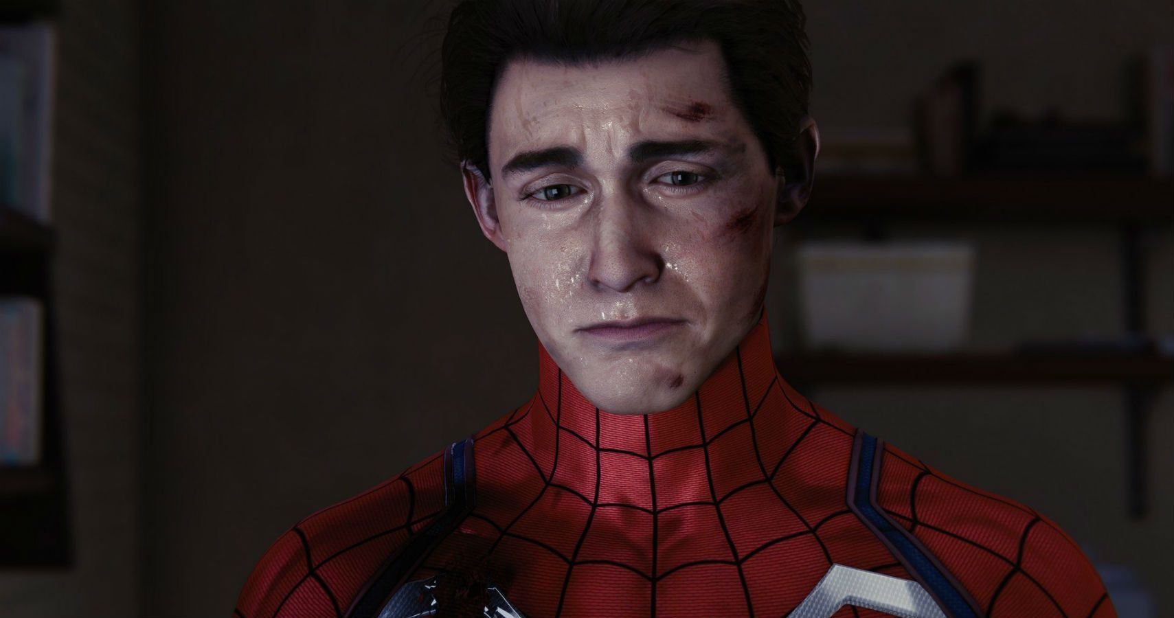 Marvel's Spider-Man Remaster's New Peter Parker Takes All The Emotion Out Of A Pivotal Scene