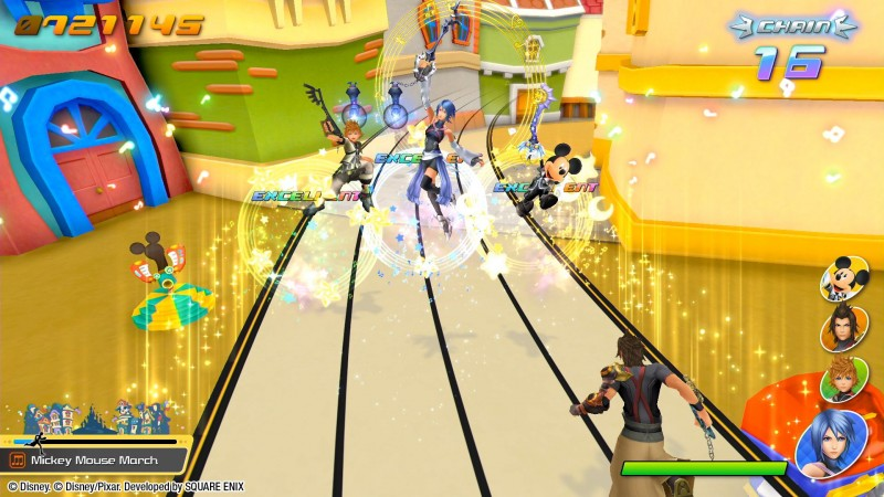 Kingdom Hearts Melody of Memory Review – The Power Of Music