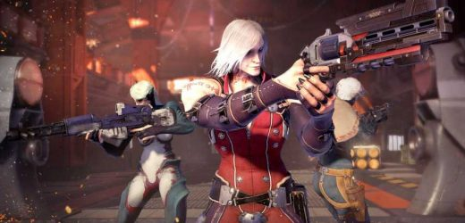 Shooter Spacelords Will Run At 4K 60 FPS In Next-Gen Update