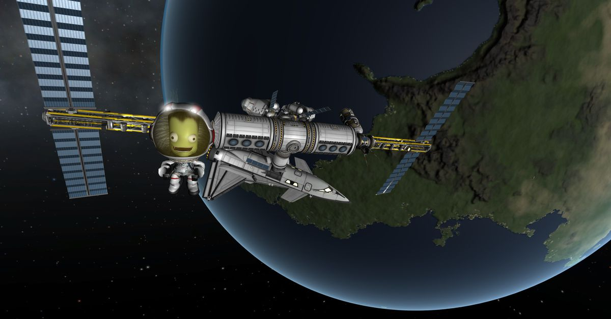 Kerbal Space Program 2 delayed again, until 2022