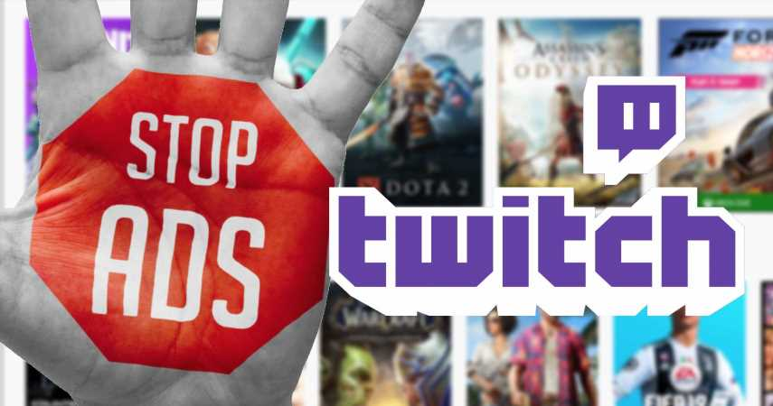 Twitch Is Running A PSA To Punish People Using Ad-Blockers On The Site