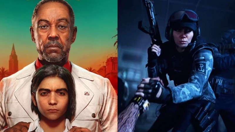 Far Cry 6 And Rainbow Six: Quarantine Delayed