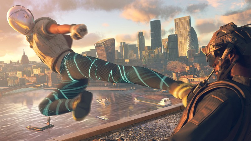 Watch Dogs: Legion Urges You To Wear A Mask To Save Lives