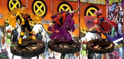 House Of X HeroClix Pull From All Of X-Men's Weird, Wonderful History (Even Starjammers)