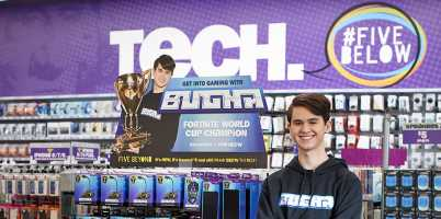 Fortnite World Champion Bugha on Making Gaming Accessible Through New Product Line