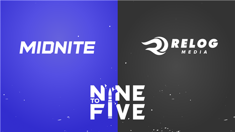 Midnite teams up with Relog Media to sponsor Nine to Five – Cup 6 – Esports Insider