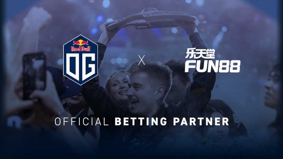 OG Esports unveils FUN88 as official betting partner – Esports Insider