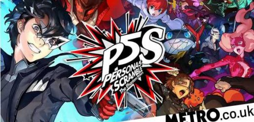 Persona series has big plans for 25th anniversary in 2021