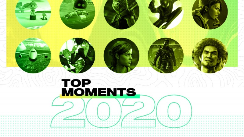 The Top 10 Moments Of 2020