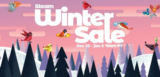 Steam Winter Sale is back with big discounts