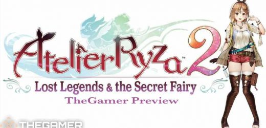 Atelier Ryza 2: Lost Legends & the Secret Fairy Preview: Brewing Up Something Good