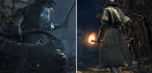Bloodborne: How To Make An Overpowered Mage
