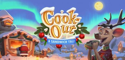 Cook-Out: A Sandwich Tale's Holiday Event Can Warm Any Grinch's Heart