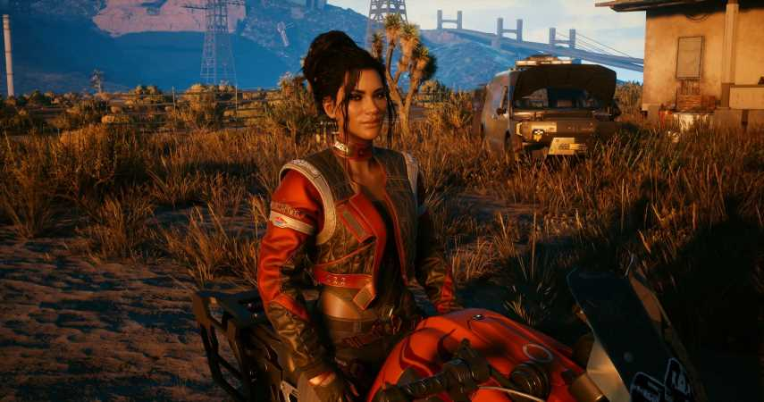 Tristin Mays Acknowledges The Resemblance Between Her And Cyberpunk 2077's Panam Palmer