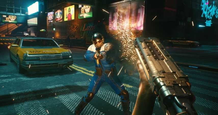 Cyberpunk 2077 Player Uses Police Spawns To Open Locked Doors