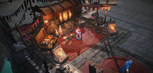 Diablo Immortal will have a player marketplace, but not an 'auction house'