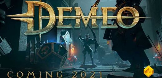 RPG Dungeon Crawler Demeo Announced For VR & PC