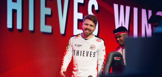 Enable joins 100 Thieves as a content creator – Daily Esports