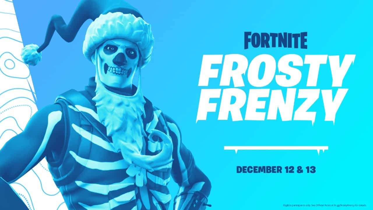 Fortnite: $5 Million Frosty Frenzy 2020, Everything You Need To Know