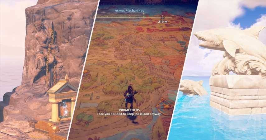 10 Awesome Areas You Need To Find In Immortals Fenyx Rising