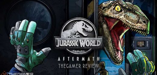 Jurassic World Aftermath Review: Stealth VR Done (Almost) Right
