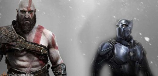 God Of War's Kratos Could Be The Voice Of Black Panther In Marvel's Avengers
