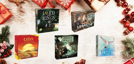 Last Minute Board Game Gift Ideas