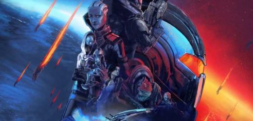 You Can Pre-Order The Mass Effect Trilogy Remaster Right Now