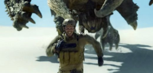 The Monster Hunter Movie Now Releases One Week Earlier Than Expected