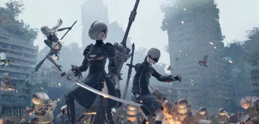 Well, At Least You Can Still Play Nier: Automata With Music On Twitch