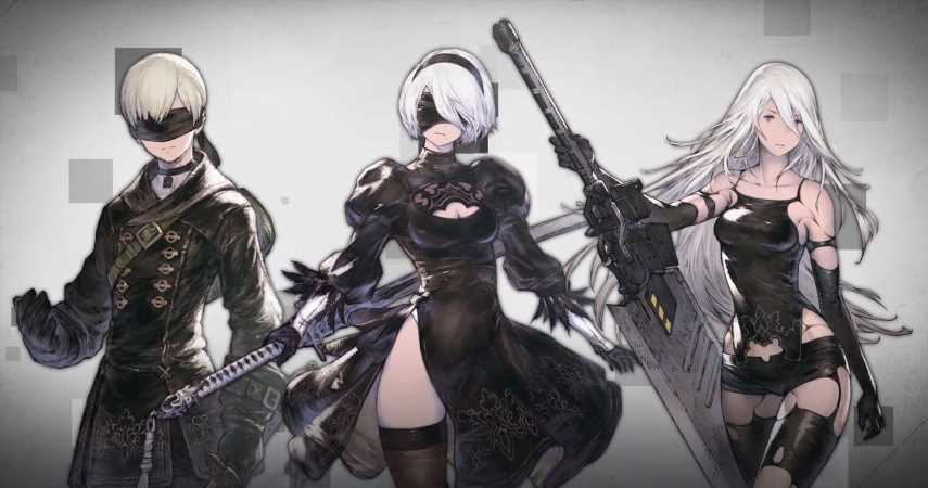 Nier Reincarnation Will Launch With Nier Automata Crossover Event In Japan