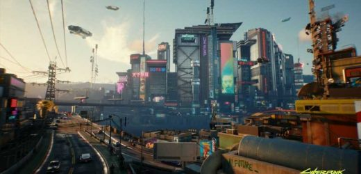 Fan Records Night City For Three Hours To Capture A Full Day And Night Cycle In Cyberpunk 2077
