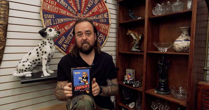 There's A New Pawn Stars Game…On The NES