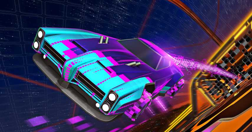 Rocket League Season 2 Trailer Shows Off A New Arena And Cosmetics That Sync To The Music