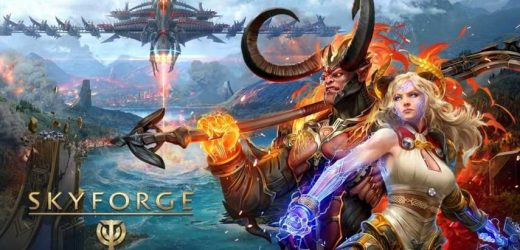 Sci-Fi Action MMO Skyforge Comes To Nintendo Switch On February 4