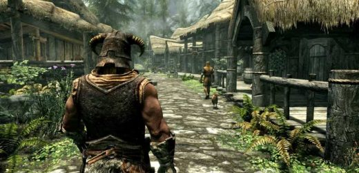 You Can Use Mods To Play Skyrim At 60fps On Xbox (And It's On Game Pass Now)