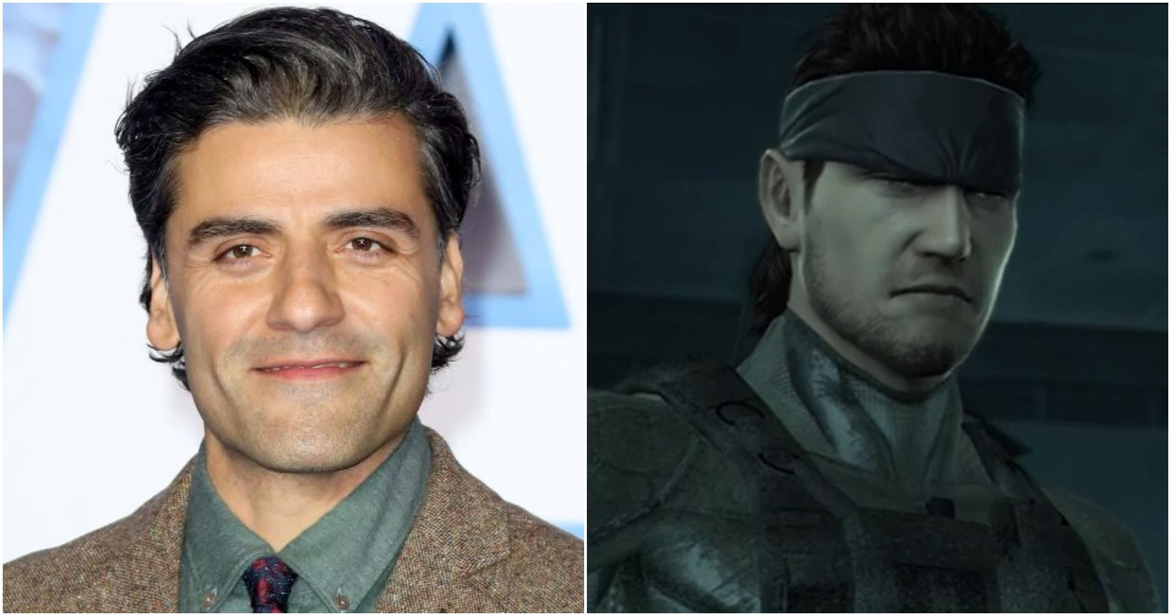 Solid Snake Will Be Played By Oscar Isaac In Metal Gear Solid Movie