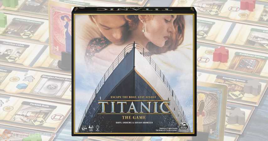 Titanic The Game Review: To The Stars