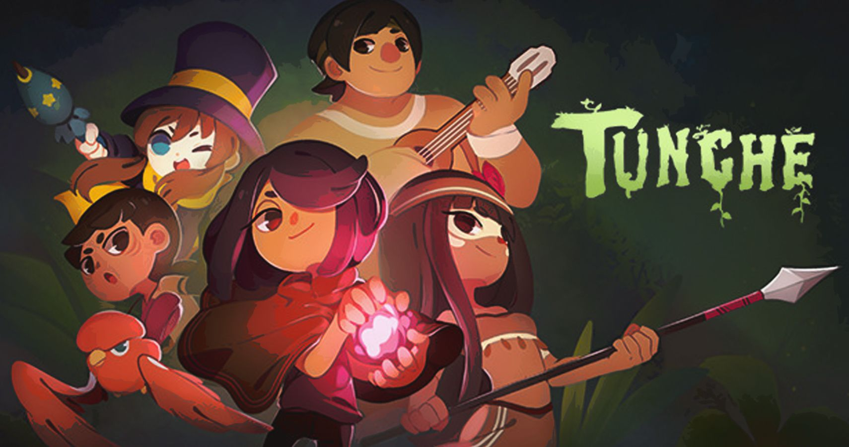 Tunche Brings Charming Rain Forest Journey To Nintendo Switch Next March
