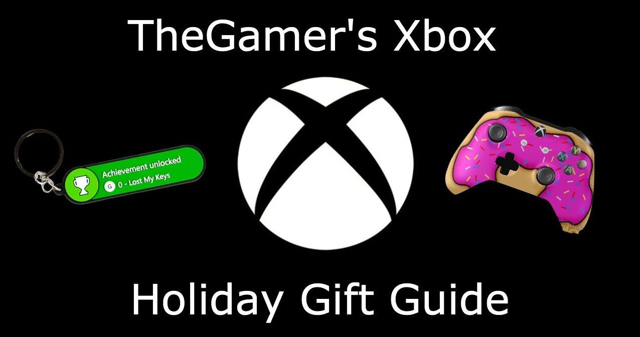 TheGamer's Xbox Holiday Gift Guide