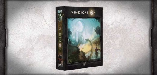 Vindication Board Game Getting Chronicles Expansion In Kickstarter Campaign