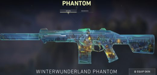 Winter Wonderland and Blast skins collections are next for Valorant