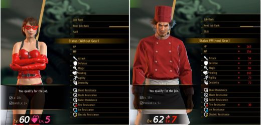 Every Job In Yakuza: Like A Dragon, Ranked Worst To Best