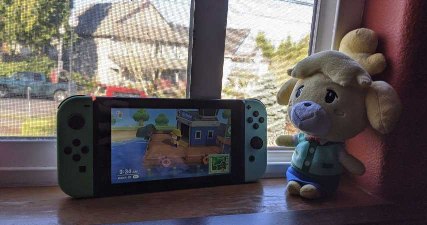 There Won't Be A Game Like Animal Crossing: New Horizons Again