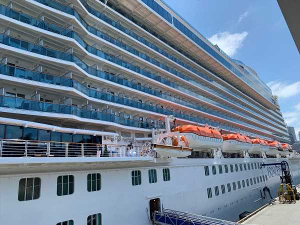 Carnival retrofits more ships with Medallion wearables for the day when we can cruise again