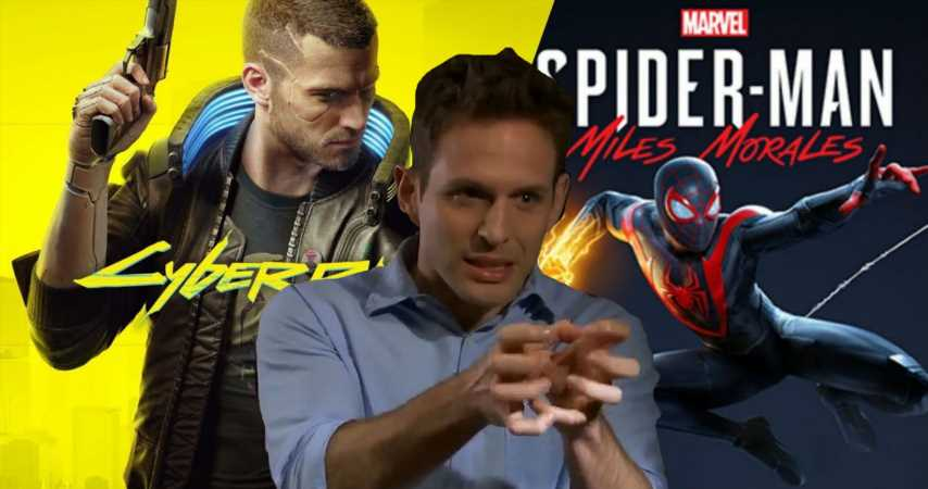 Both Cyberpunk 2077 And Spider-Man: Miles Morales Feature Subtle Always Sunny Easter Eggs