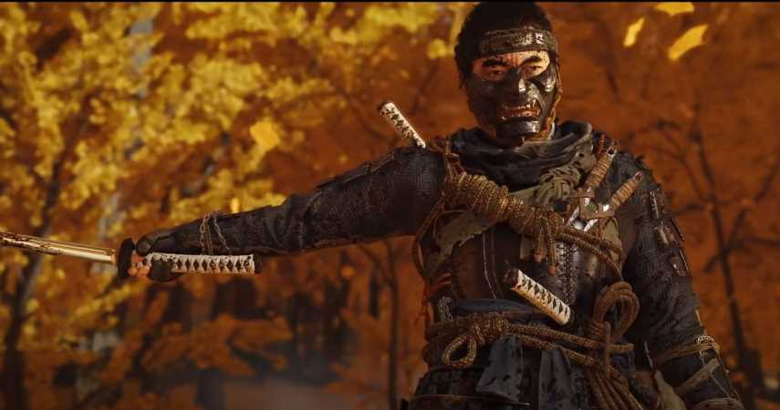 Ghost Of Tsushima Takes Home Player's Voice Win From The Game Awards