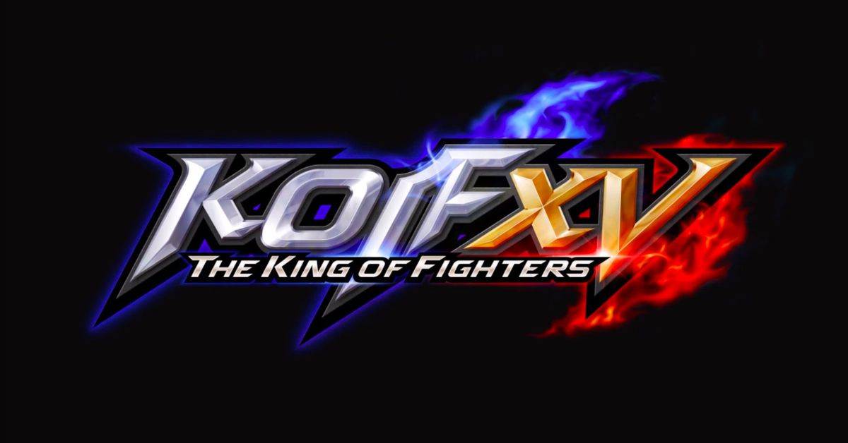 King of Fighters 15 first look reveals 5 returning characters