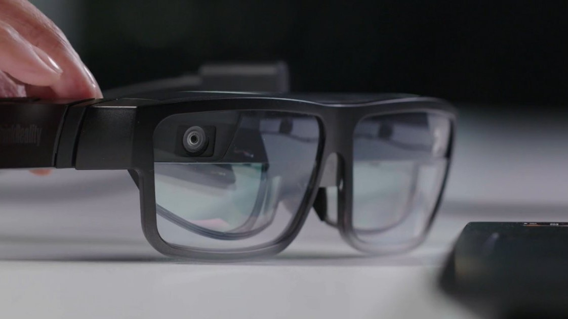 Leaked Photos Reveal Possible Lenovo AR Glasses Ahead of CES 2021 – Road to VR