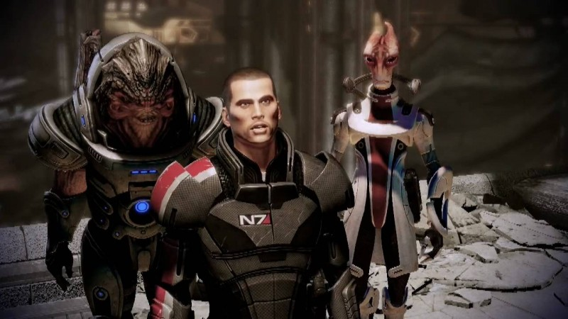 BioWare's Casey Hudson And Mark Darrah Are Leaving The Studio